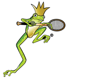 King of the Courts Frog